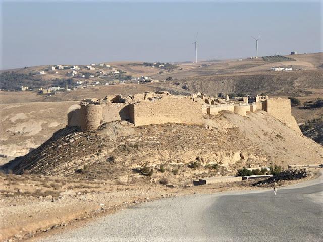 castello di shobak
