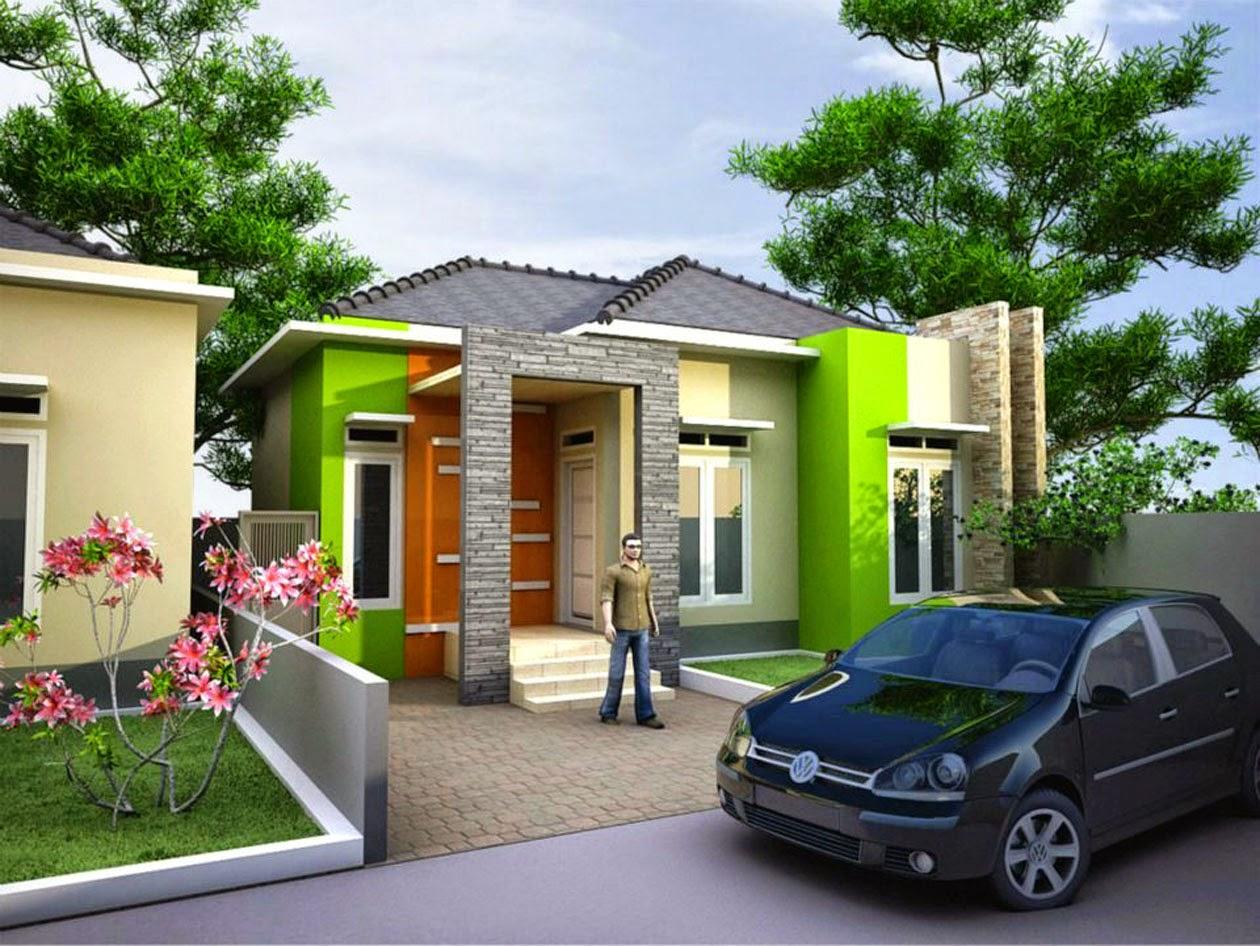 Tips memilih warna cat rumah bagus dan minimalis - Pilihan Warna Cat Rumah Yang Bagus