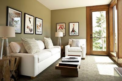 Tips Dekorasi Ruang Tamu Agar Terlihat Lebih Luas