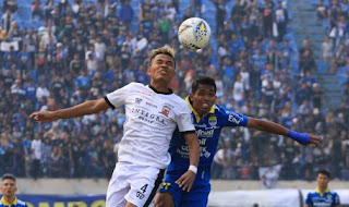 Persib Bandung vs Madura United 1-1 Video Gol Highlights