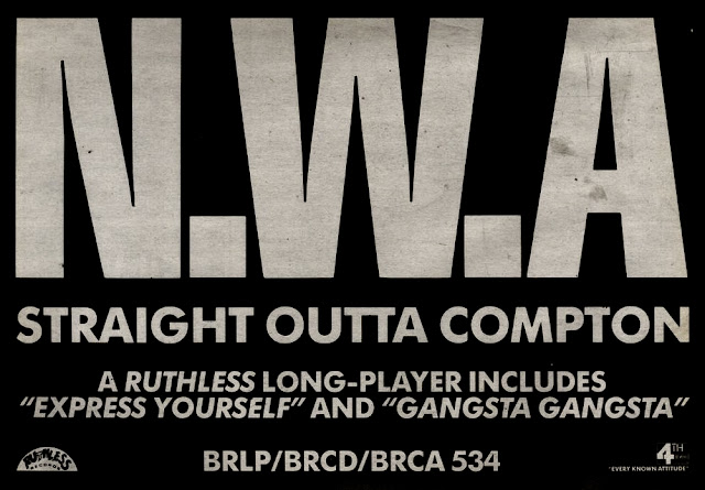 N.W.A. Straight Outta Compton 1988