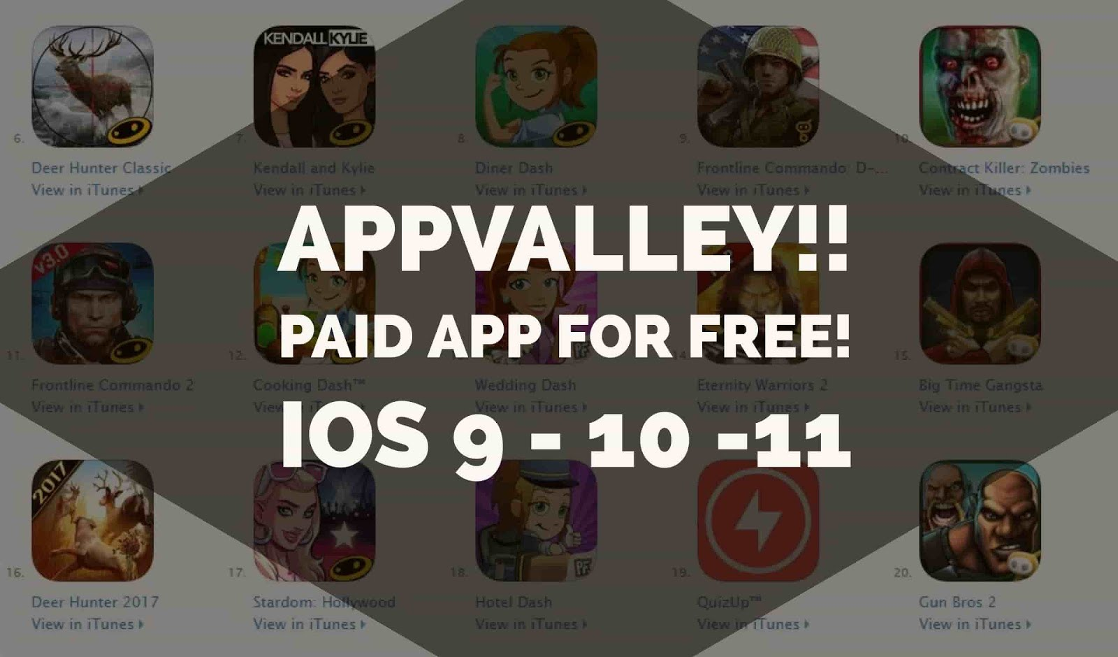 In this post, you will learn How to install paid apps and games – cracked apps and games for free using Safari Browser on your iPhone/iPad without Jailbreak running iOS 9 – 10 and 11.