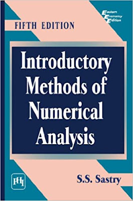 Introductory methods of numerical analysis by S.S. Sastry | Free PDF Download | Computer Ebook