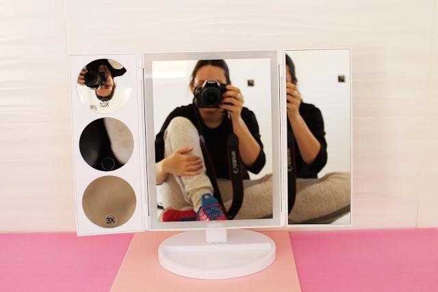 espejo maquillaje barato fascinate