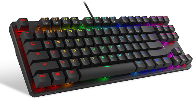 7 Keyboard Mechanical Tenkeyless (TKL) Terbaik Dibawah 1 juta