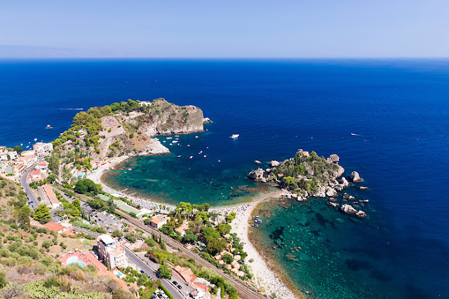 Praias em Taormina