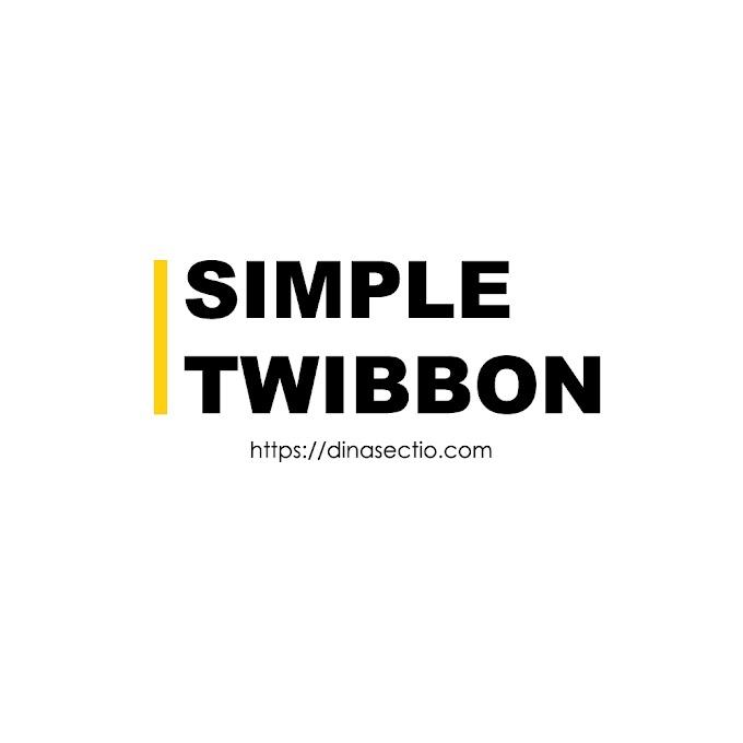 Membuat Twibbon Sederhana Menggunakan Adobe Photoshop CS5
