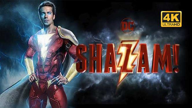 ¡Shazam! (2019) Web-DL 4K UHD 2160p Latino-Ingles