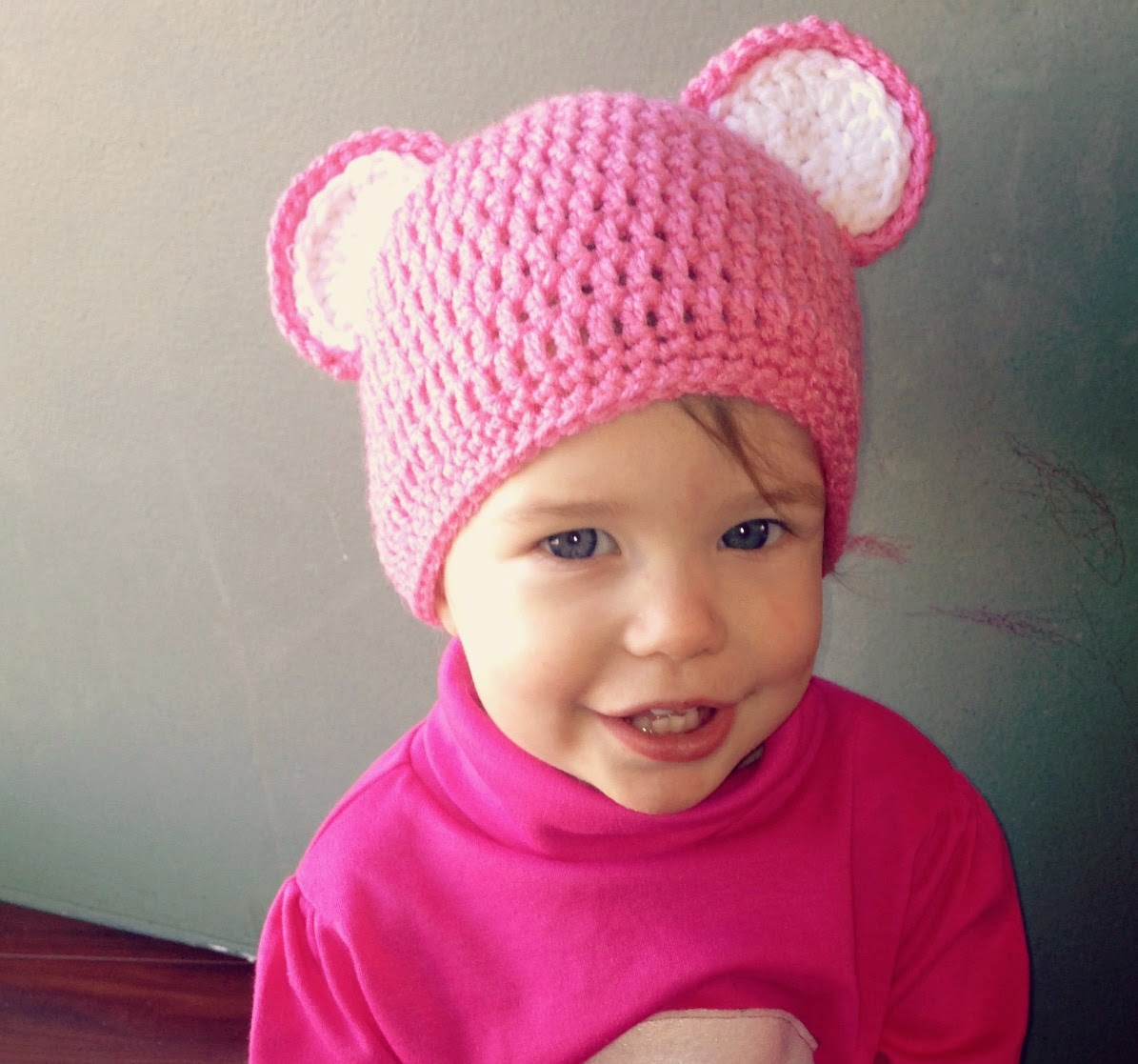 5 Little Monsters  Care Bear Hat  Free Crochet Pattern 2f1d251498d