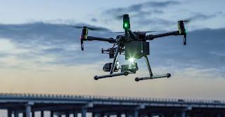 Drone Dengan Kamera