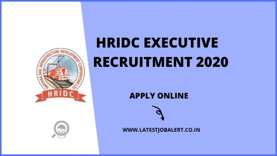 HRIDC Executives and Non-Executives Recruitment 2020 online form|Apply online