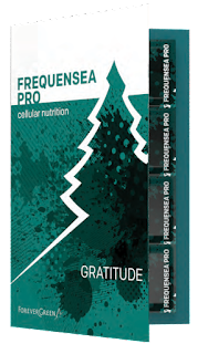 FrequenSea Pro  Αντιμετωπίζει το χρόνιο στρες, το άγχος, την εγκεφαλική λειτουργία και γενικά την υγεία του κυττάρου
