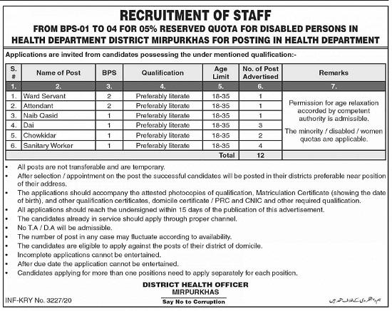 health-department-sindh-jobs-2020-naib-qasid