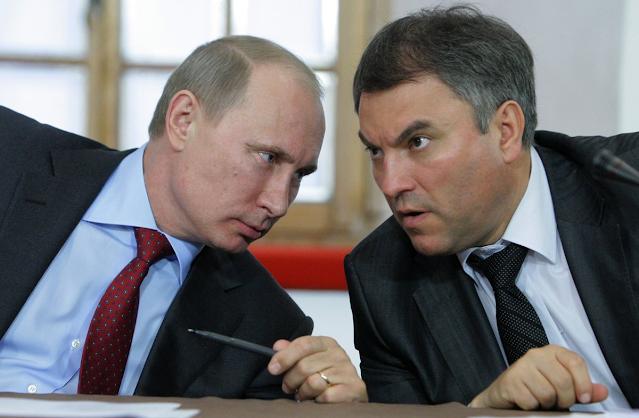 А. Навальный сотрудничает со спецслужбами – обвинение прозвучало из уст В. Володина