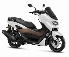 Yamaha NMAX 2020 Facelift : Spesifikasi, Fitur, Warna & Gambar