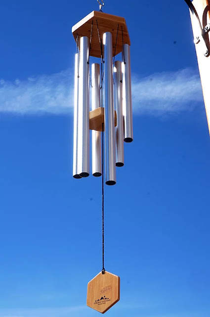 people also use Wind Chimes to decorate their gardens and other outdoor areas