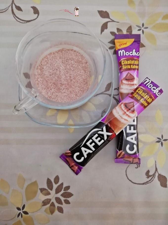 Cafex Mocha  Çikolatalı Sütlü Kahve