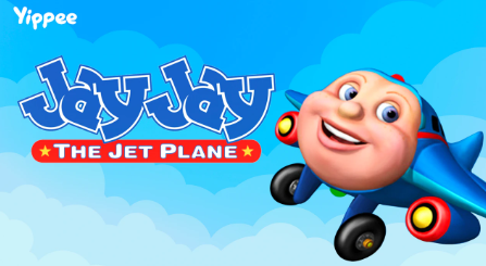 Jay Jay The Jet Plane on Yippee #ad