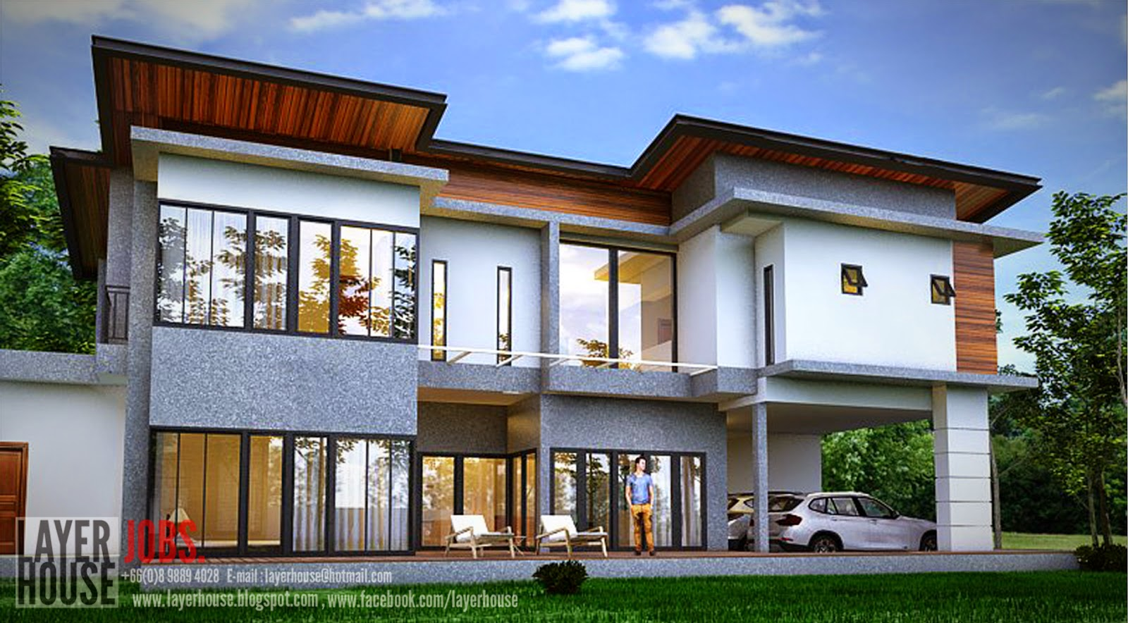Project 33 Modern Home Style