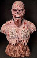 Aggronautix GG Allin 25th Deathiversary Bust