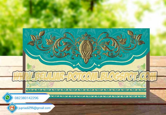 Cara Setting Undangan Pernikahan Blanko ERBA 88171 Free Soft File Cdr