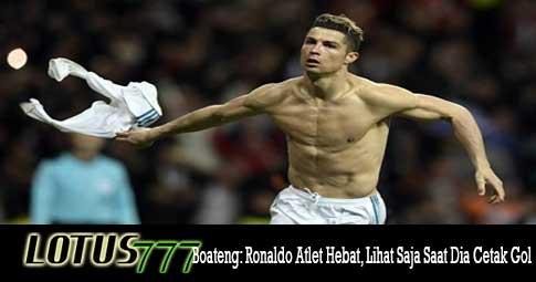 Boateng: Ronaldo Atlet Hebat, Lihat Saja Saat Dia Cetak Gol