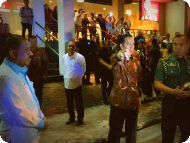 Joko Widodo Signed The Inauguration of Hindu and Buddha Centers in Ambon