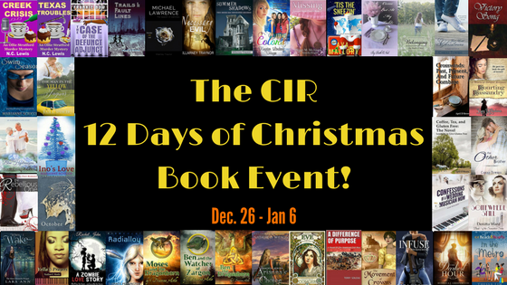 Clean Indie Reads Presents the 12 Days of Christmas