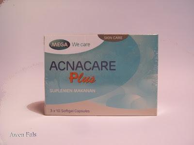 Acnacare Plus Suplemen Untuk Mengatasi Jerawat Dan Meregenerasi Sel Kulit Mati