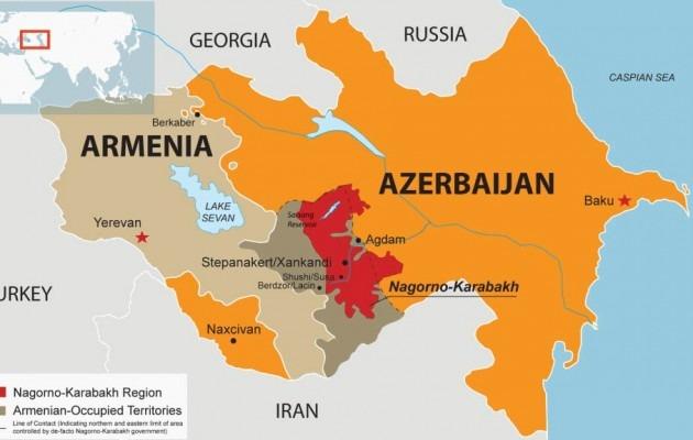 Η Ρωσία ανησυχεί για την παρουσία ξένων μαχητών στο Ναγκόρνο-Καραμπάχ