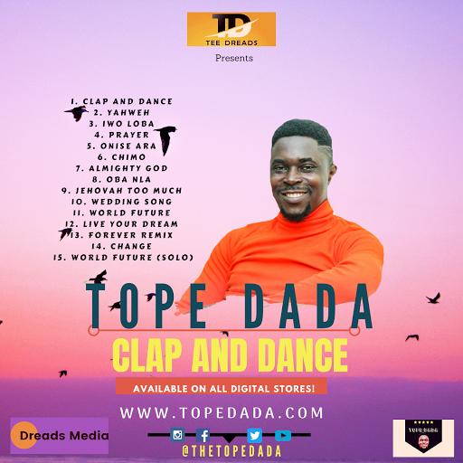 CLAP AND DANCE ALBUM