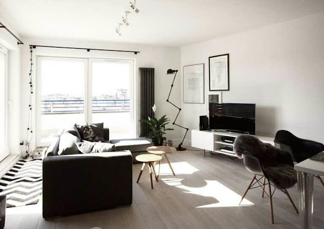 living room decorating ideas with black leather furniture