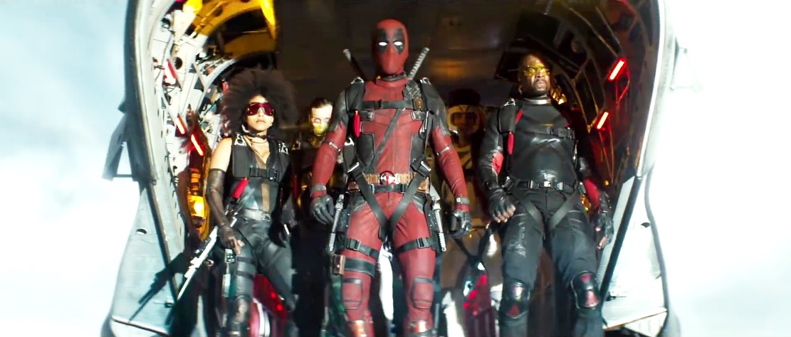 Whilst the first Deadpool (2016) wasn't very good, it had a certain level  of smart-alec volatility to it, enabled mostly through Ryan Reynolds' gifts  as a ...
