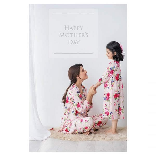 Mother's Day | Ayeza Khan With Her Daughter Hoorain