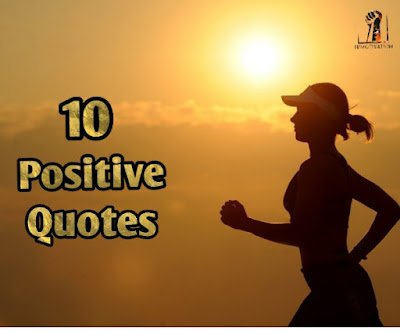 Positive quotes short#