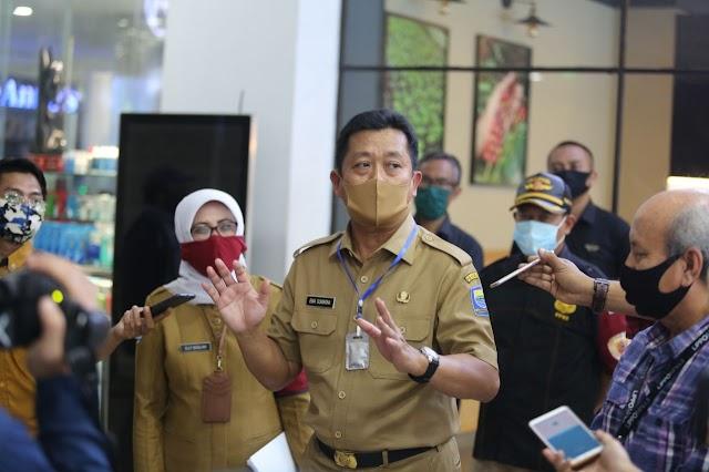 Cek Kesiapan,  Pemkot Bandung Enggan Terburu-Buru Longgarkan Aktivitas  di Mal