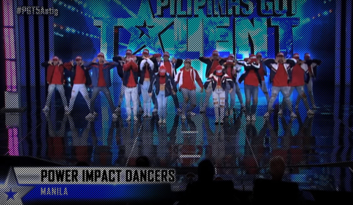 Power Impact - Audition - Pilipinas Got Talent 2016