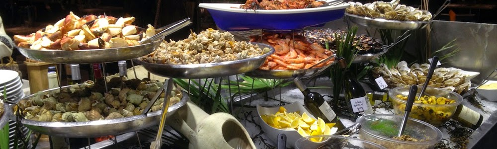 South of France seafood