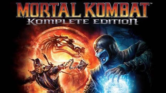 Mortal Kombat Komplete Edition تحميل مجانا