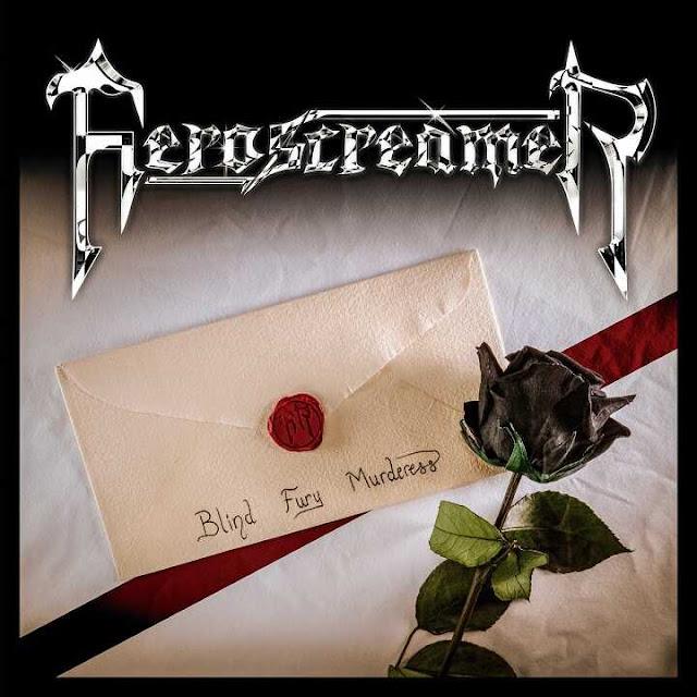 """Το single των Aeroscreamer """"Blind Fury Murderess"""""""