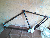 Raleigh, kalahari, yambol, rebuilt bicycle, bike, cycle, Bulgaria, mountain bike, road bike, hybrid bike,