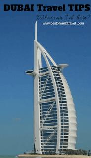 Dubai rules for tourists building