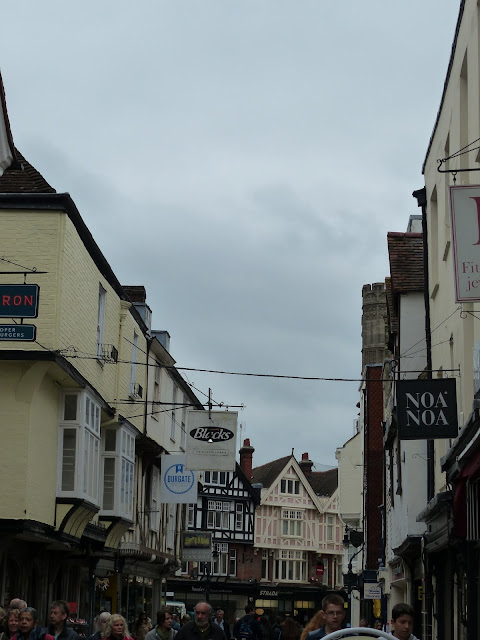 Visite de Canterbury