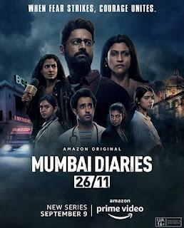 Download Mumbai Diaries 26/11 (2021) Season 1 Full Web Series Hindi 720p HDRip