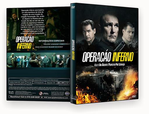 CAPA DVD – Operacao Inferno Dublado – ISO
