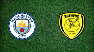 Манчестер Сити – Бёртон Альбион прямая трансляция онлайн 09/01 в 22:45 по МСК.
