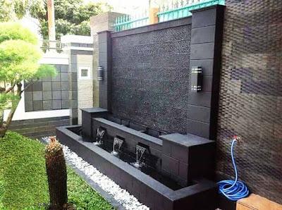 Jasa Tukang Taman Surabaya kolam minimalis
