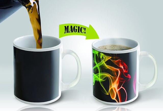 Magic Mug Christmas Gift Ideas