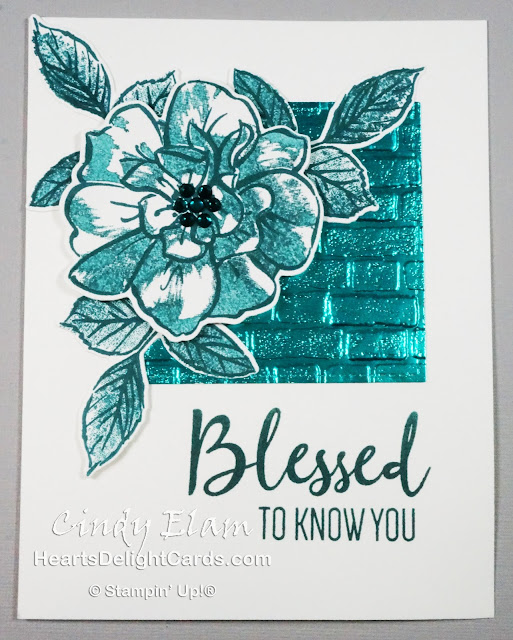 Heart's Delight Cards, 2019-2021 In Colors, Pretty Peacock, To A Wild Rose, Stampin' Up!, 2019-2020 Annual Catalog