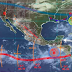 SMN pronostica lluvias muy fuertes en Chiapas y Oaxaca Y chubascos Para Tamaulipas